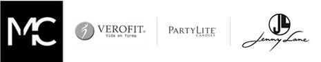 MCY Cosmetics - Verofit - Partylite - Jenny Lane