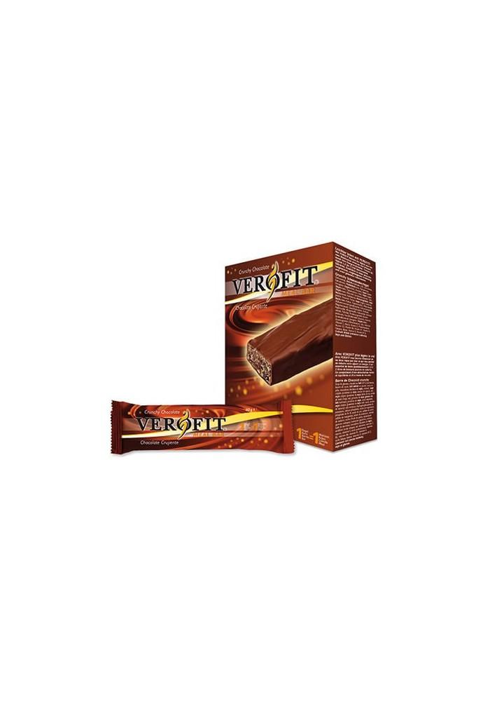 BARRITA CHOCOLATE CRUJIENTE (6 UNIDADES)