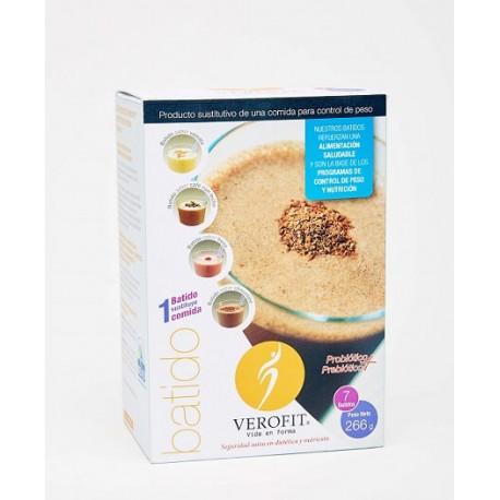BATIDO SABOR CAFÉ CON LECHE (7 SOBRES)