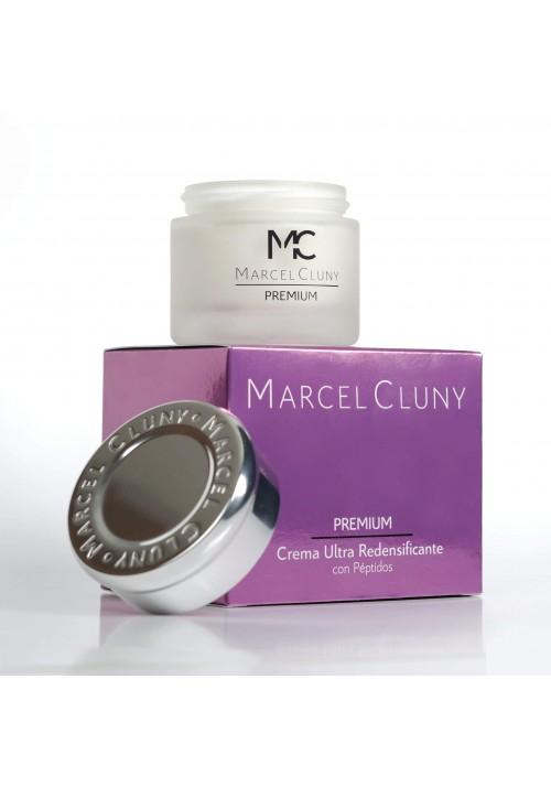 Crema antiarrugas ultra redensificante con péptidos